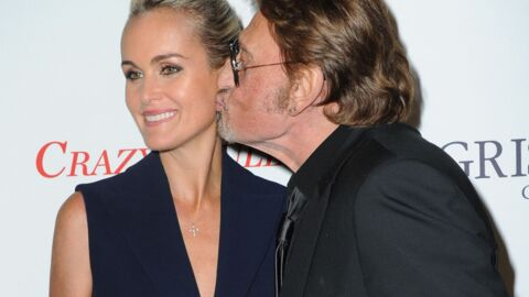 PHOTOS Johnny Hallyday et Laeticia amoureux sur le red carpet