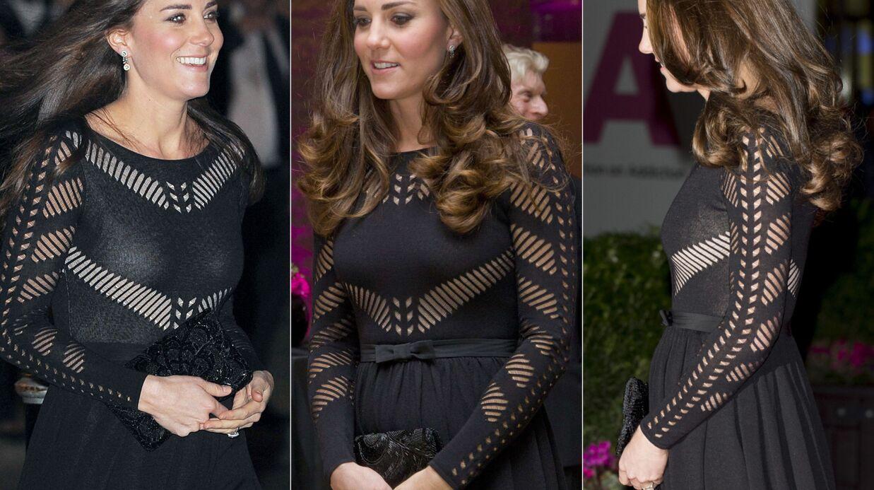 PHOTOS Kate Middleton enceinte: ses premières rondeurs se voient enfin!