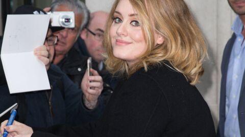 Adele fait pleurer le tout Hollywood avec Hello!