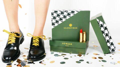 GlossyBox s'associe à Jonak pour une box exclusive