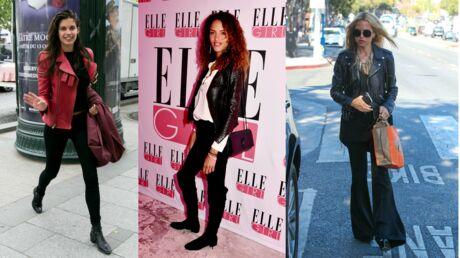 Shopping mode: 20 vestes façon biker pour femme