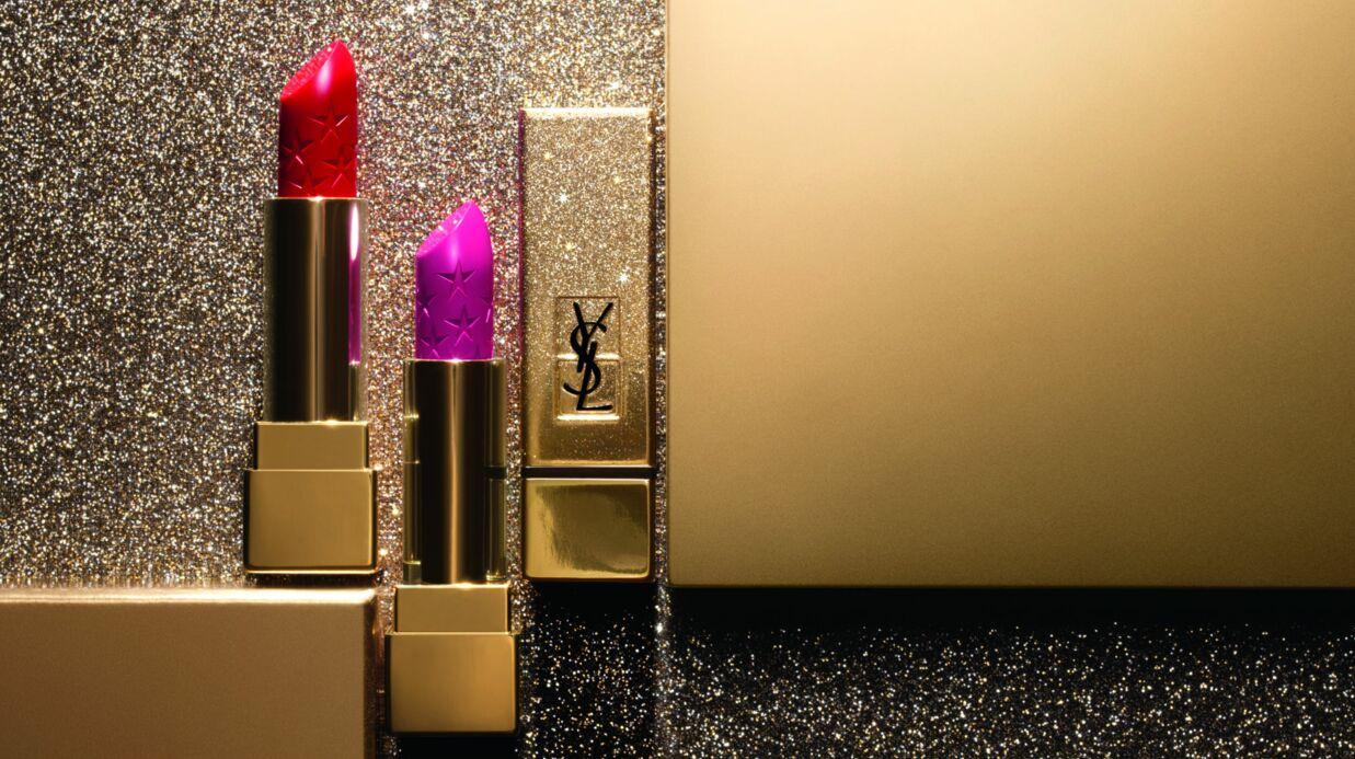 Yves Saint Laurent dévoile sa collection de maquillage Noël 2016