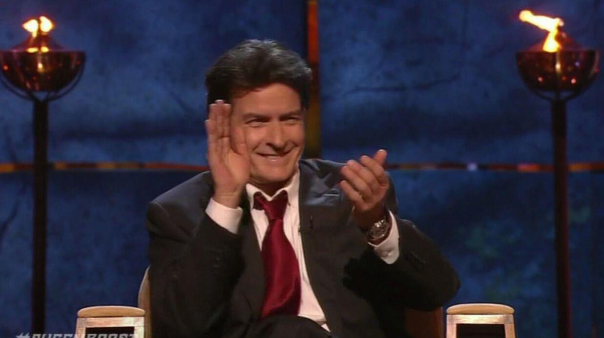 VIDEO Un Jackass s'explose le nez pour Charlie Sheen