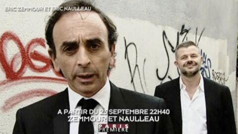 Zemmour et Naulleau ont lancé leur émission hier soir