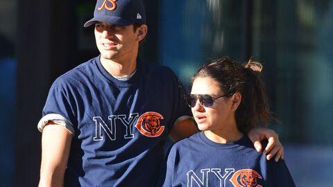 Ashton Kutcher et Mila Kunis ne se cachent plus