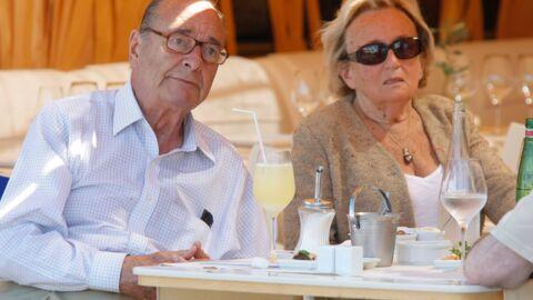 La santé de Jacques Chirac fluctuante d'après Bernadette