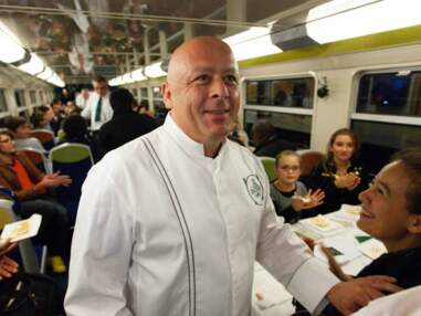 Thierry Marx transforme le RER en resto