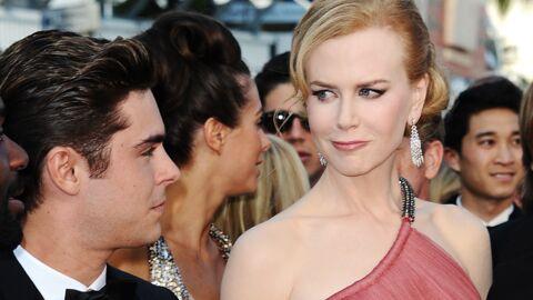 Zac Efron terrifié pendant une scène hot avec Nicole Kidman