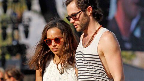 Penn Badgley et Zoe Kravitz de nouveau en couple