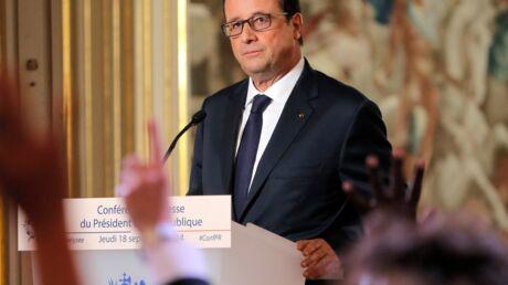 François Hollande: un nouveau livre choc est en préparation
