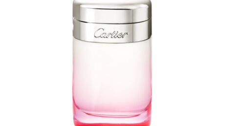Baiser Volé se teinte de rose chez Cartier