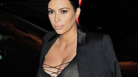 PHOTOS Kim Kardashian : sublime, sensuelle et sexy pour un shooting chic