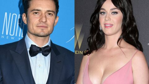 PHOTO Katy Perry et Orlando Bloom s'éclatent comme deux ados à Disneyland