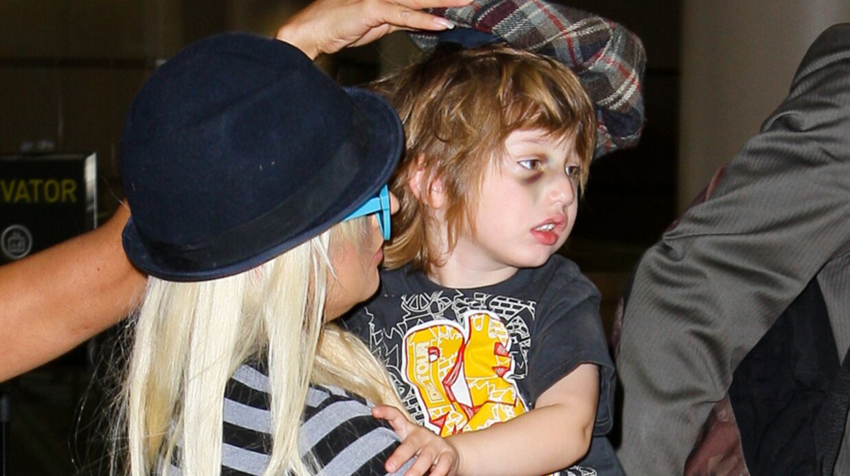 Christina Aguilera parle de la difficulté d'être mère célibataire