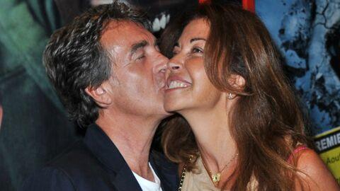 François Cluzet présente sa nouvelle femme