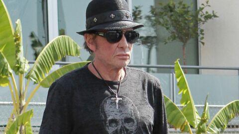 Johnny Hallyday revient sur l'échec de son dernier album
