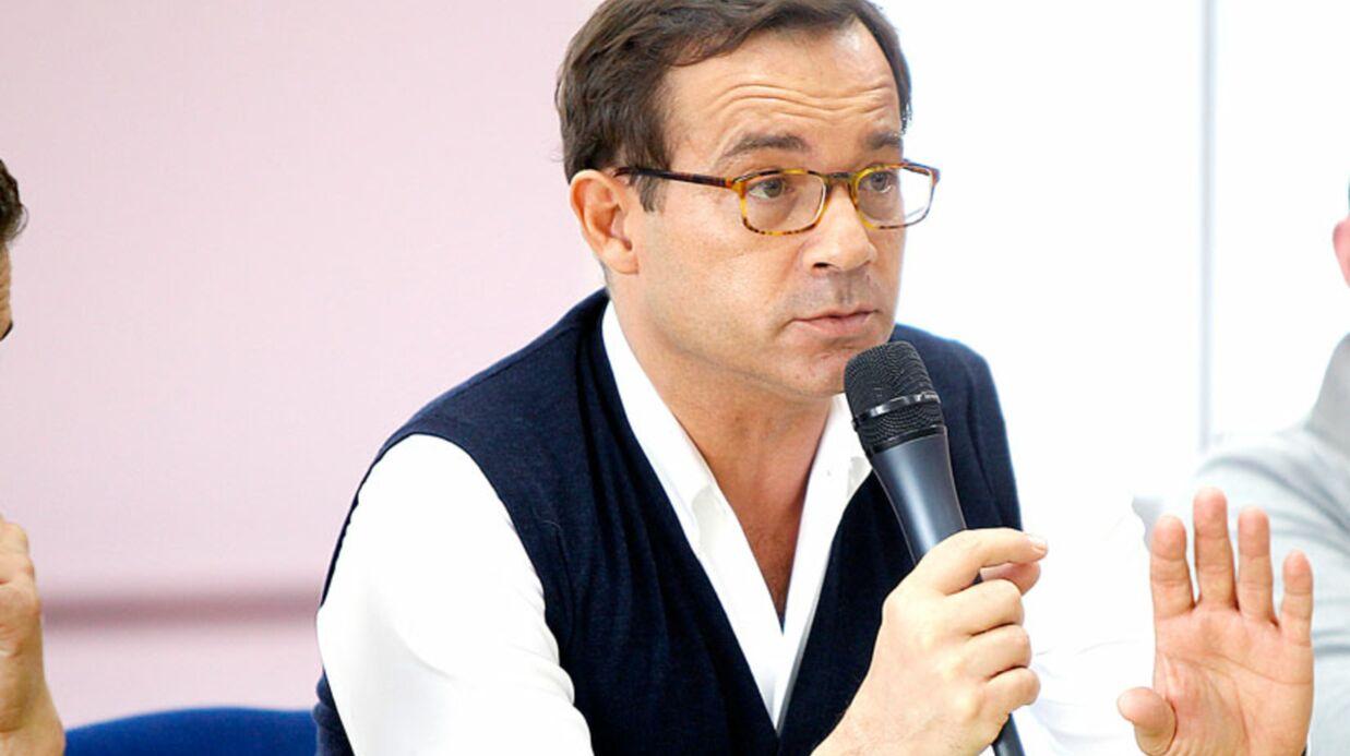 Jean-Luc Delarue: la tristesse de son père
