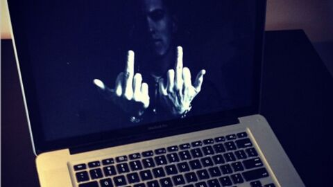 Eminem débarque sur Instagram avec un cliché polémique!