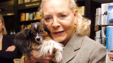 Lauren Bacall a légué un héritage de 10 000 dollars à… sa chienne