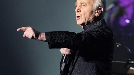 Charles Aznavour aimerait chanter en duo avec Zaz et Stromae