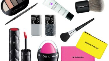 Innovations beauté made in Sephora