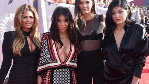 Les Kardashian créent la polémique avec leurs SMS pendant les MTV VMA