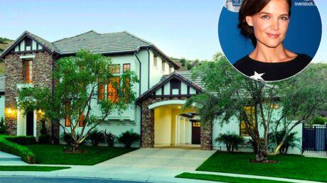 PHOTOS La nouvelle maison de Katie Holmes, suivez le guide!