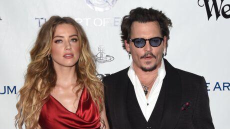 Amber Heard en colère après que Johnny Depp a versé l'argent qu'il lui devait à des associations