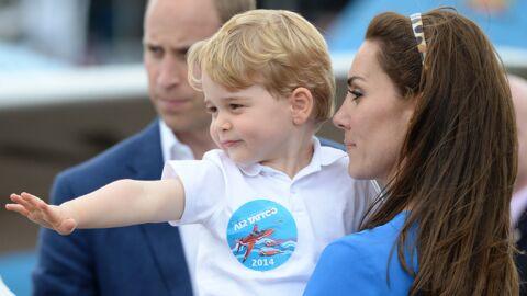 Kate Middleton confie que faire la cuisine avec George tourne vite au «chaos»
