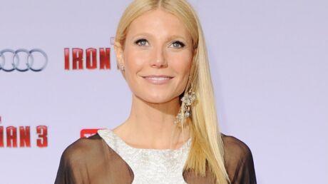 DIAPO Gwyneth Paltrow ultra sexy dans une robe audacieuse