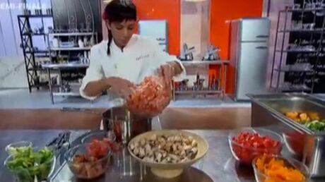 Naoëlle de Top Chef se défend d'avoir piqué des crevettes à Yoni