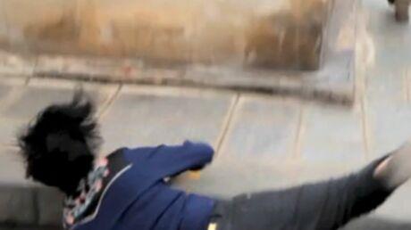 VIDEO La violente chute de la chanteuse de Texas