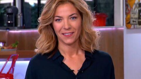 VIDEO Claire Barsacq dévoile ses jambes canon dans C à vous et fait exploser les audiences