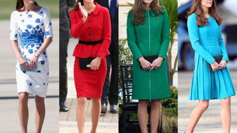DIAPO Tous les looks de la tournée de Kate Middleton en Océanie: un sans-faute!