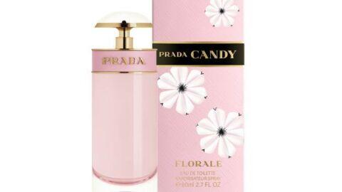 La fleur parfaite pour Prada Candy