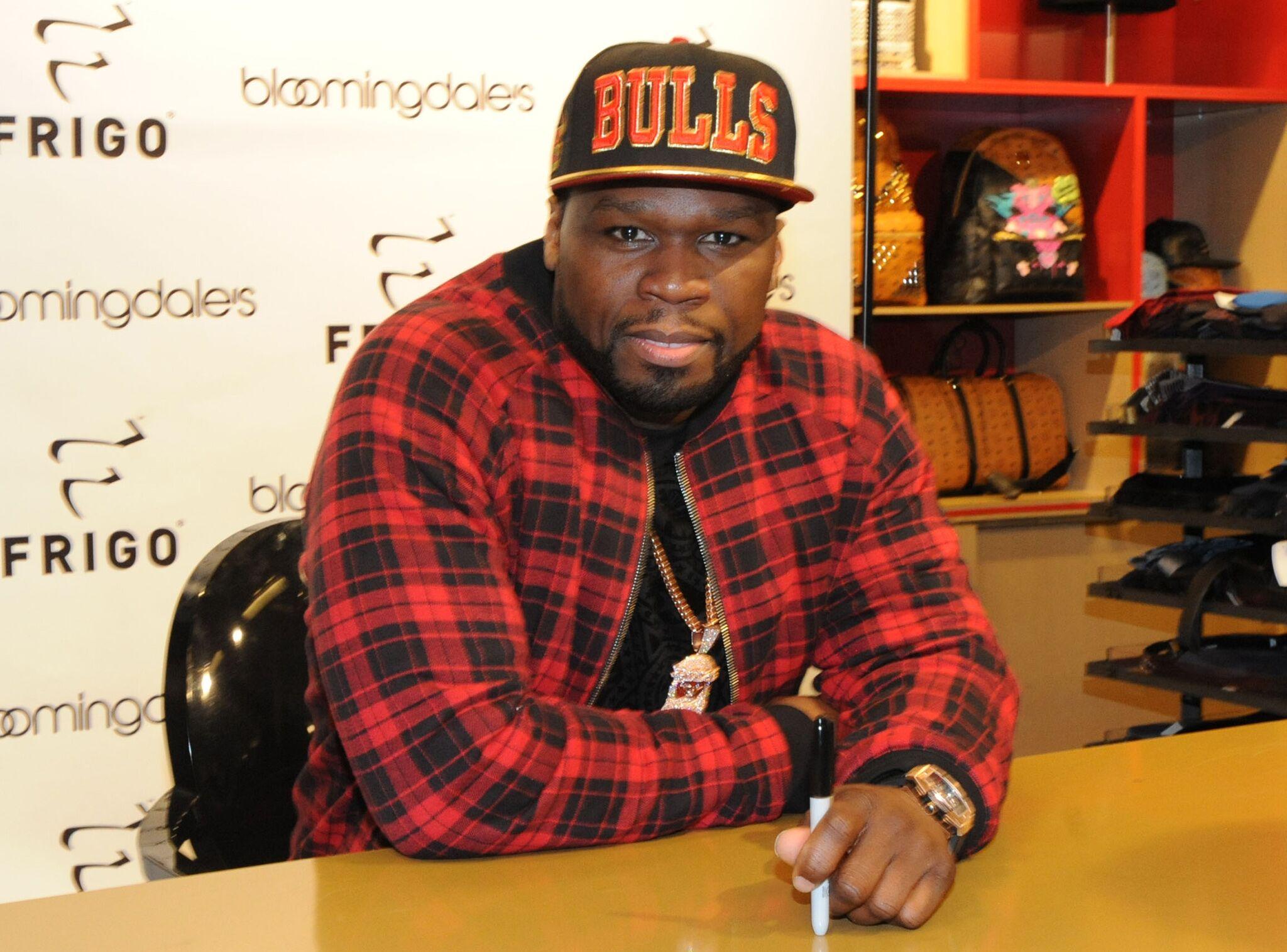 50 Cent vient de découvrir qu'il a un troisième enfant âgé