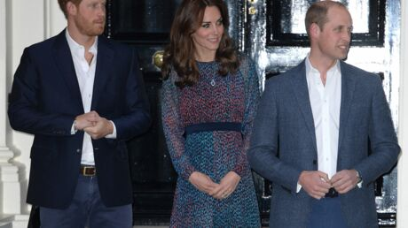 Kate Middleton, les princes William et Harry se réunissent pour la bonne cause