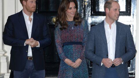 Kate Middleton, les princes William et Harry se réunissent pour la bonne cause