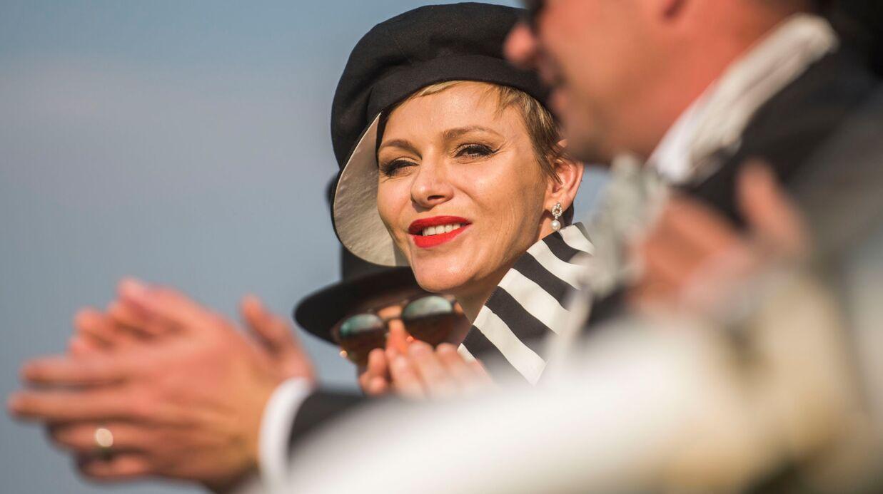 PHOTOS Charlène de Monaco heureuse et resplendissante pour son retour en Afrique du Sud
