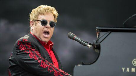 Malade, Elton John annule plusieurs concerts à Las Vegas