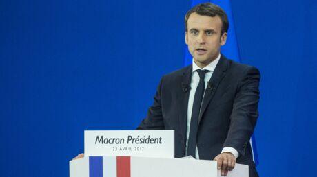 Emmanuel Macron en deuil: «Le coup est vraiment dur»