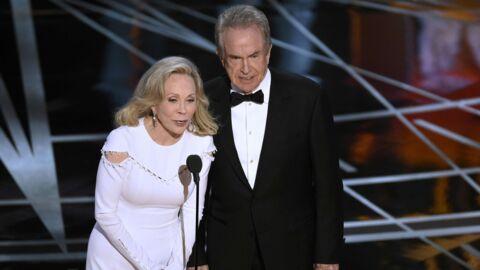 Faye Dunaway donne enfin sa version de l'énorme bourde des Oscars