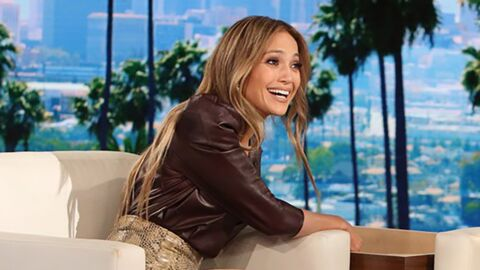 Jennifer Lopez révèle comment a débuté son histoire d'amour avec Alex Rodriguez