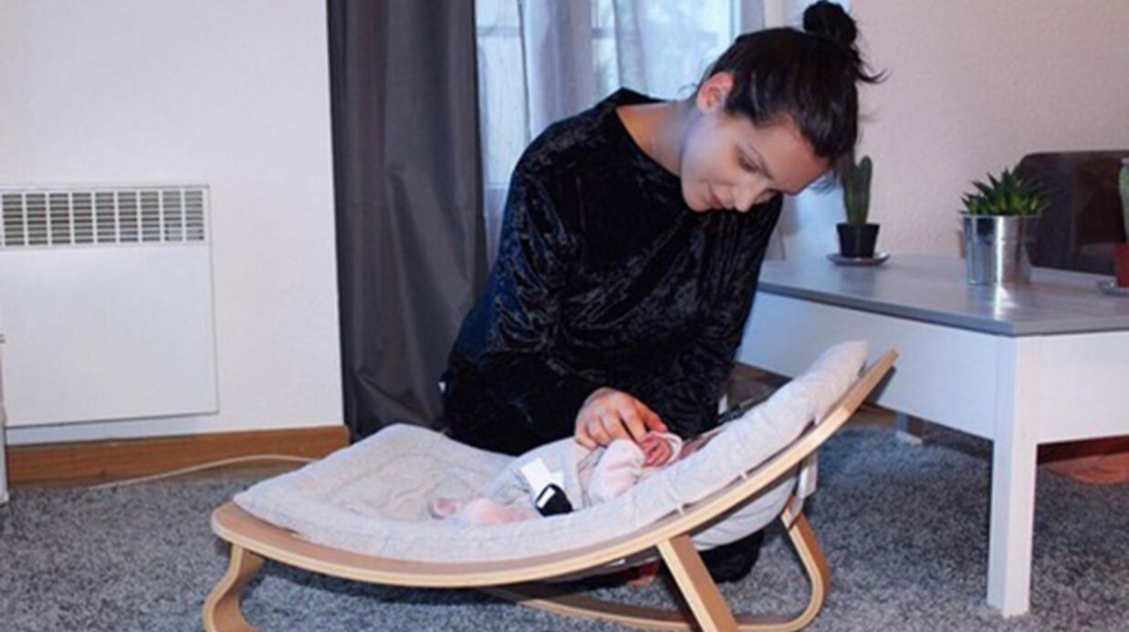 PHOTO Julia Paredes (Les Anges) dévoile une photo de son bébé