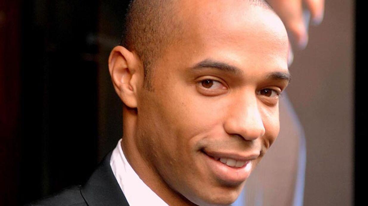 Thierry Henry: un premier rôle au cinéma