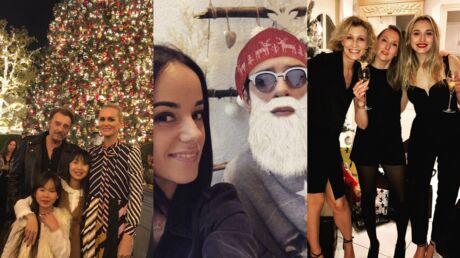 PHOTOS Les stars fêtent Noël sur Instagram