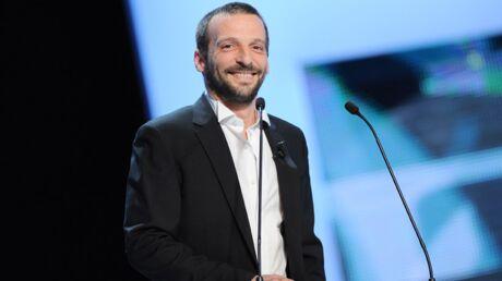 César 2012: Mathieu Kassovitz se pointe comme une fleur