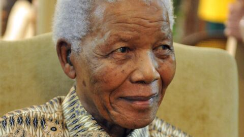 Nelson Mandela hospitalisé pour «douleurs abdominales»