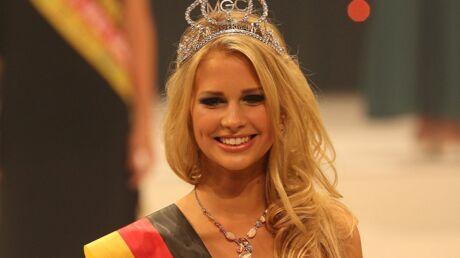 DIAPO Découvrez le (joli) visage de la nouvelle Miss Allemagne