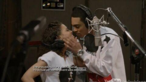 VIDEO Rihanna et Chris Brown inspirent une série policière